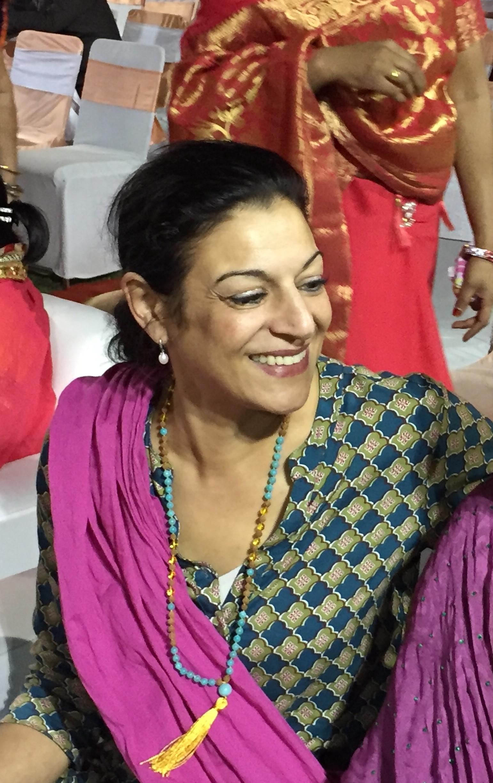 Christine Fischer (Nam Dharam Kaur)
